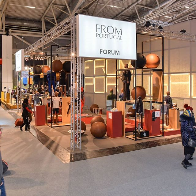 Fórum FROM PORTUGAL na feira ISPO Munich 2019