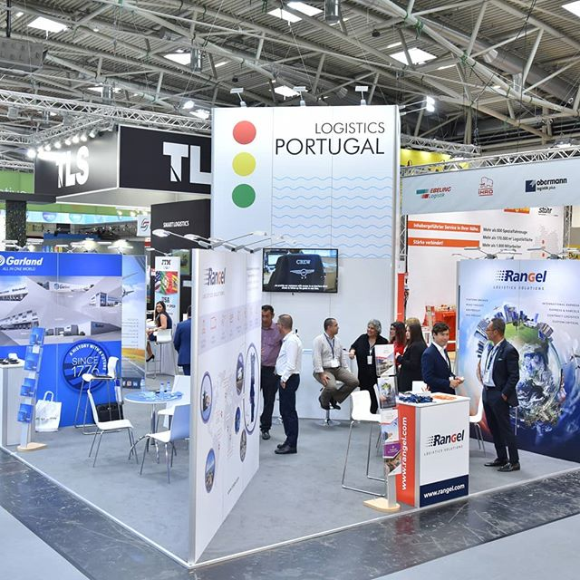 Stand de Portugal na transport logistic 2019